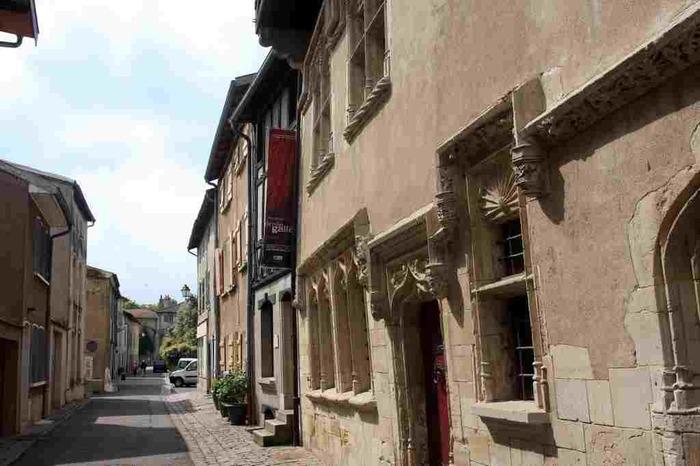 Journées du patrimoine 2019 - Visite guidée de la ville de Vic-sur-Seille