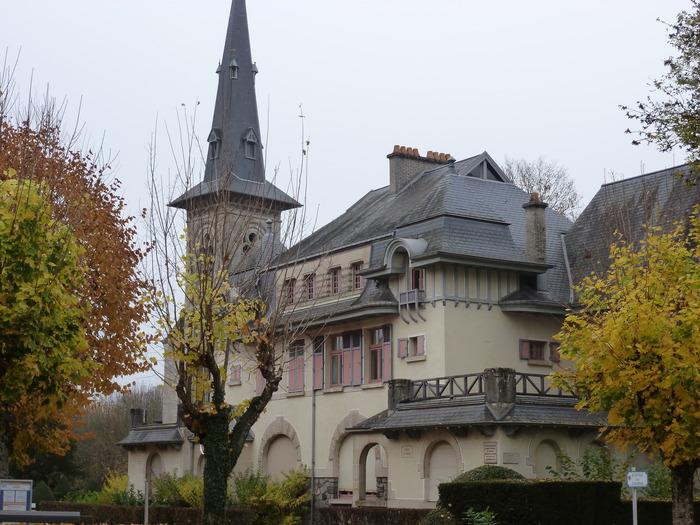 Journées du patrimoine 2018 - Visite guidée du patrimoine de Vittel