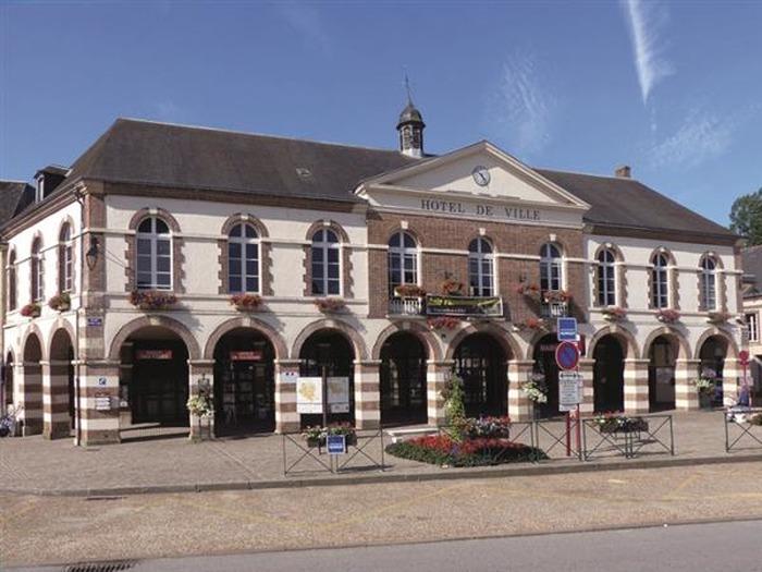Journées du patrimoine 2019 - Circuit de Longny-au-Perche et de son patrimoine