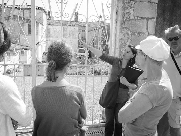 Journées du patrimoine 2018 - Visite guidée de Priscilla Giboteau, guide conférencière