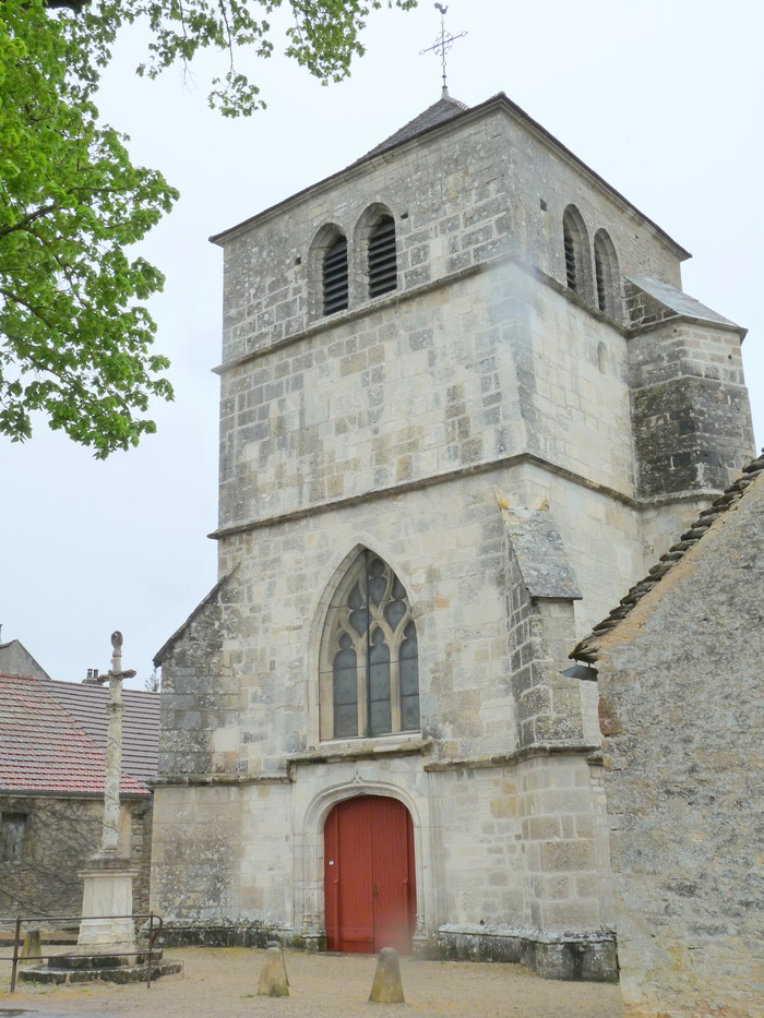 Journées du patrimoine 2018 - Visite guidée de Saint-Romain-le-Haut (église - site du