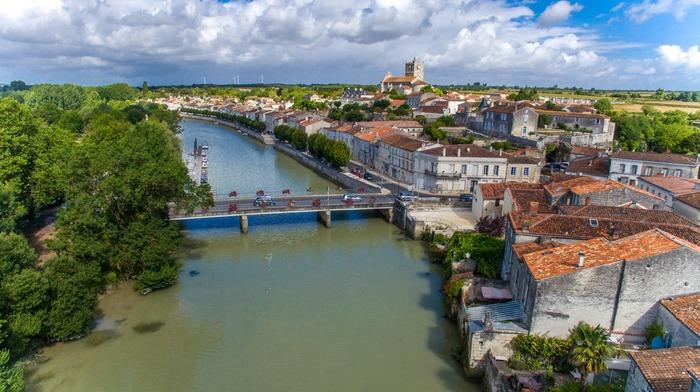 Journées du patrimoine 2018 - Visite guidée de Saint-Savinien-sur-Charente