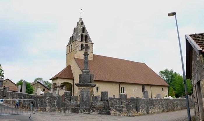 Journées du patrimoine 2018 - Circuit commenté de Vieu-en-Valromey.