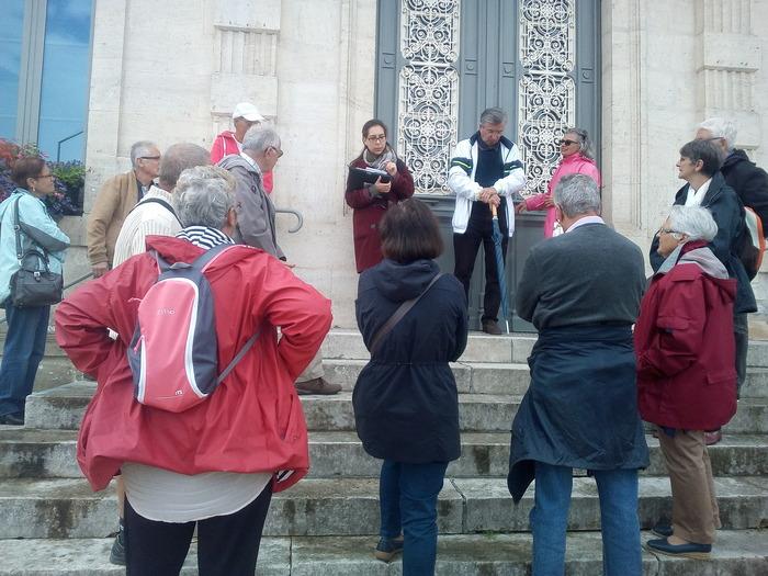 Journées du patrimoine 2018 - Visite guidée : découverte historique de Saujon