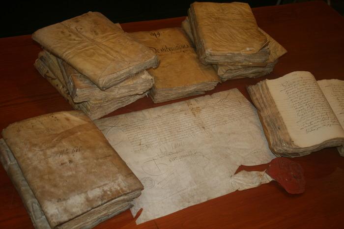 Journées du patrimoine 2018 - Visite commentée des Archives de Montélimar, 800 ans d'histoire.