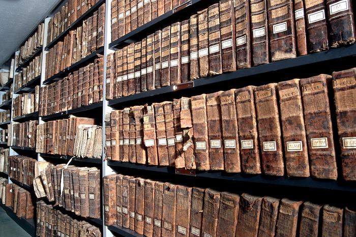 Journées du patrimoine 2018 - Visite commentée des archives départementales de la Drôme.