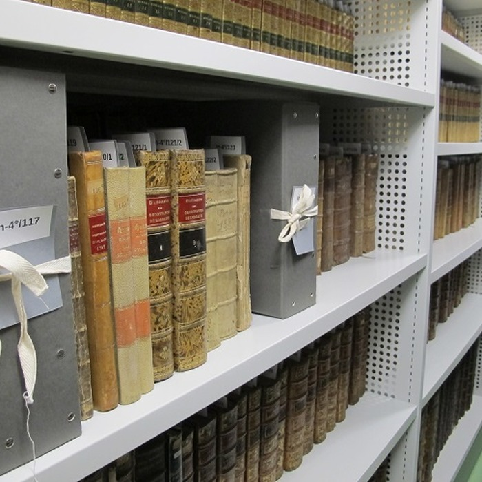 Journées du patrimoine 2018 - Visite guidée des Archives municipales - Bibliothèque d'étude et de conservation de Remiremont