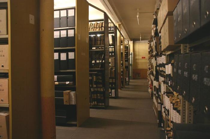 Journées du patrimoine 2018 - Visite guidée des Archives municipales de Nancy