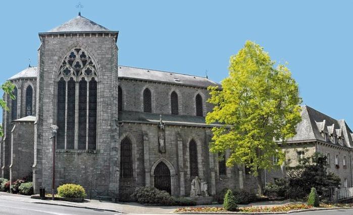 Journées du patrimoine 2018 - Visite guidée des chapelles La Mennais et Quéjau