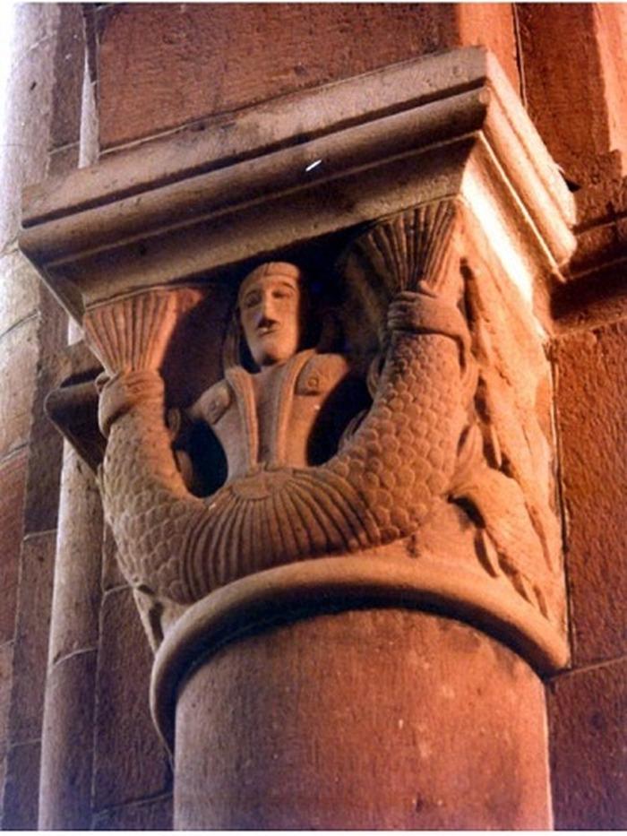 Journées du patrimoine 2018 - Visite guidée des chapiteaux de la cathédrale de Saint-Dié-des-Vosges