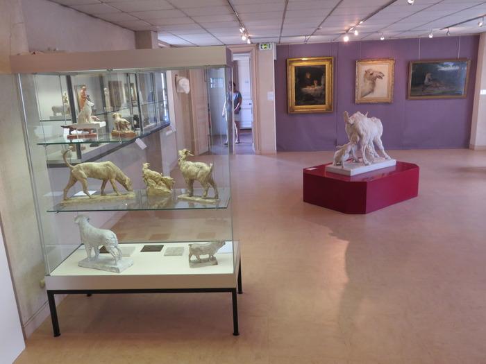 Journées du patrimoine 2018 - Visite guidée des collections d'art animalier