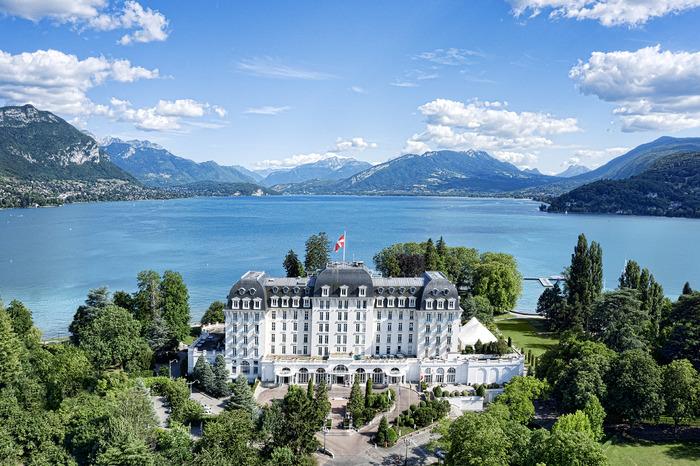 Journées du patrimoine 2018 - Visite guidée des coulisses de l'impérial palace d'Annecy.