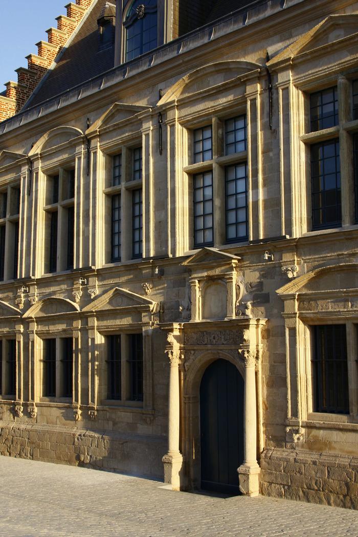 Journées du patrimoine 2018 - Visite guidée des deux façades de l'Hôtel de la Noble Cour
