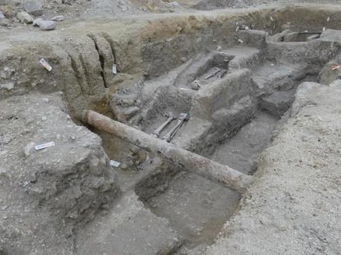 Journées du patrimoine 2018 - Les fouilles archéologiques