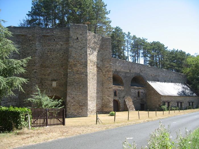 Journées du patrimoine 2018 - Visite guidée des Fours à Chaux de La Veurière