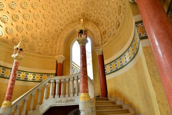 Journées du patrimoine 2017 - Visite guidée des Grands Thermes