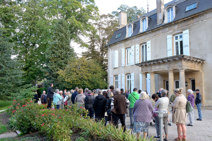 Journées du patrimoine 2018 - Visite guidée des jardins et de la glacière de la Sous-Préfecture