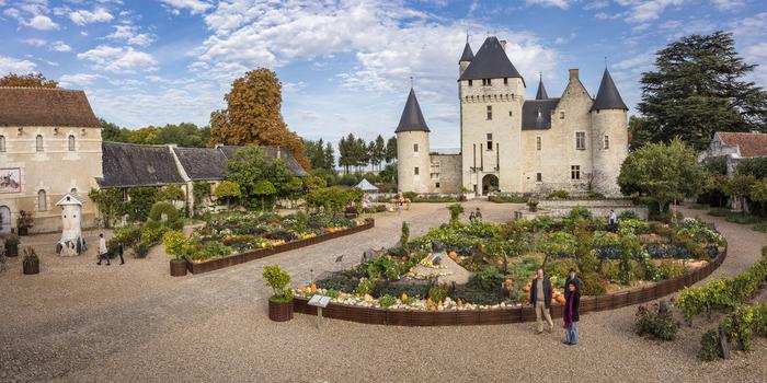 Journées du patrimoine 2018 - Visite guidée des jardins et du château