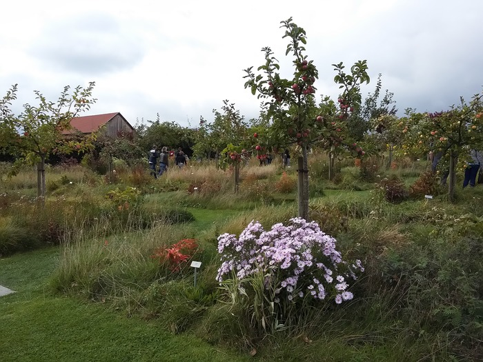 Journées du patrimoine 2018 - Visite guidée des Jardins Fruitiers de Laquenexy