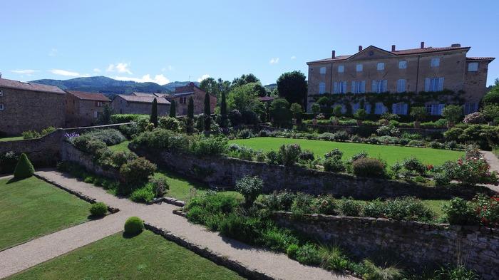 Journées du patrimoine 2018 - Visite commentée des jardins.