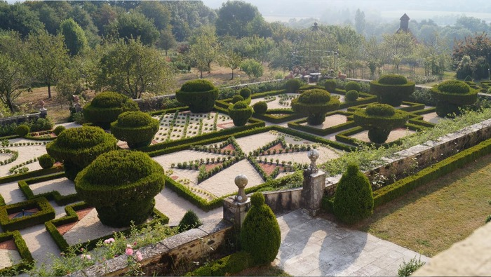 Journées du patrimoine 2018 - Visite guidée des jardins et dépendances