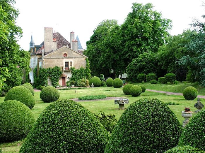 Journées du patrimoine 2018 - Visite guidée des jardins de la Gentilhommière