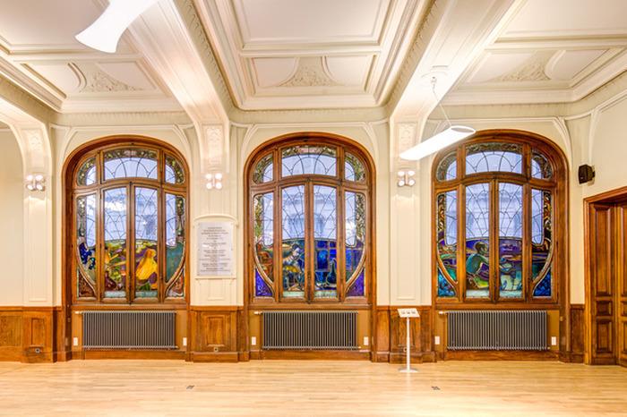 Journées du patrimoine 2018 - Les lieux patrimoniaux de la CCI Grand Nancy Métropole Meurthe-et-Moselle