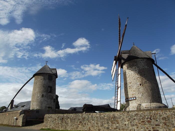 Journées du patrimoine 2017 - Visite guidée des moulins à vent d'Ardenay