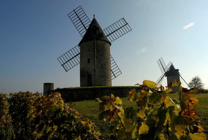 Journées du patrimoine 2018 - À la découverte des moulins à vents