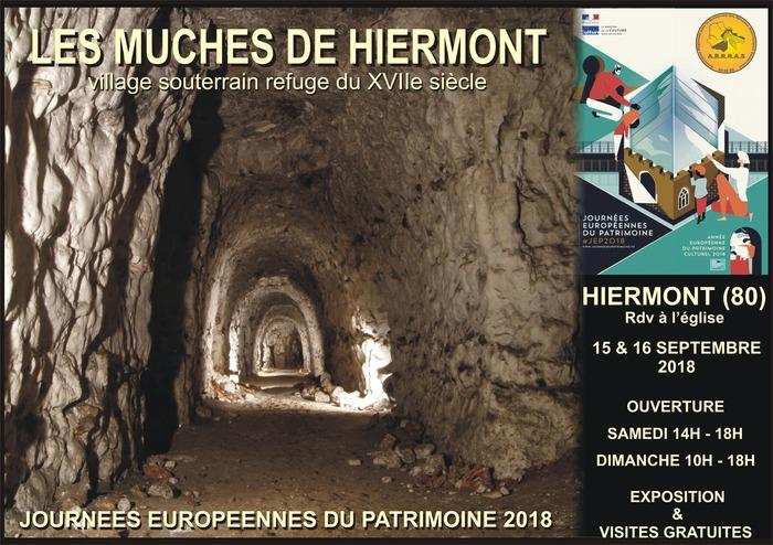 Journées du patrimoine 2018 - Circuit guidé des Muches