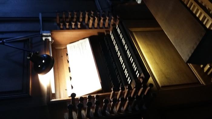 Journées du patrimoine 2018 - Visite guidée des orgues de l'Abbatiale Saint-Nabor