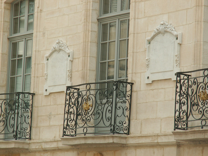 Journées du patrimoine 2018 - Visite guidée des quartiers anciens de Bourg-en-Bresse.