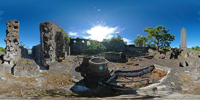 Journées du patrimoine 2018 - Ruines de l'usine à sucre : lecture du site industriel et histoire du bâtiment