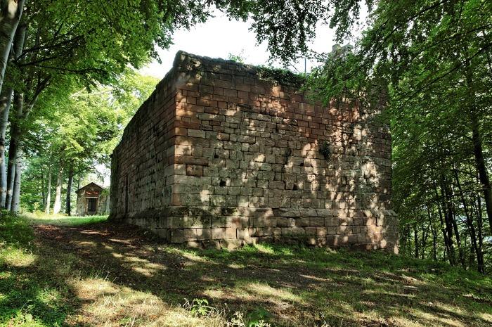Journées du patrimoine 2018 - Visite guidée des ruines du château de Bruyères