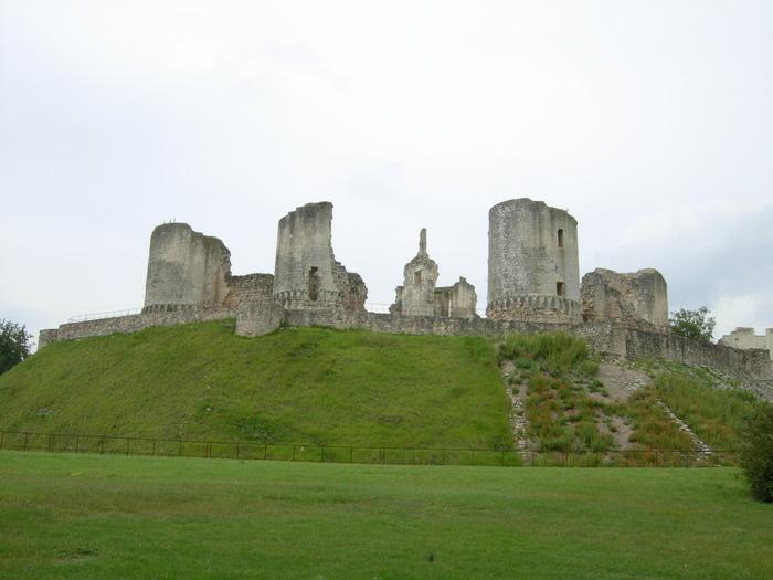 Journées du patrimoine 2018 - Visite guidée des ruines du Château