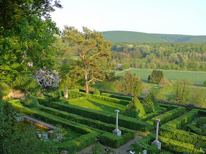 Journées du patrimoine 2018 - Visite guidée des ruines du Château de Hierges et ses jardins