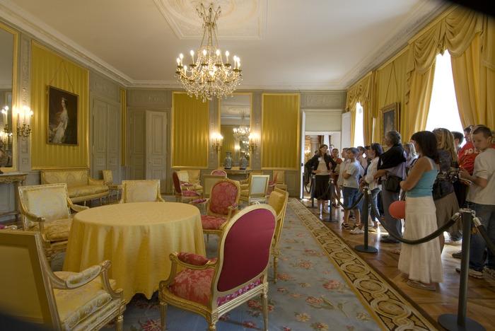 Journées du patrimoine 2018 - Visite commentée des Salons d'Honneur.