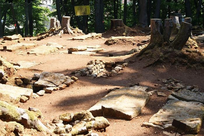 Journées du patrimoine 2018 - Visite guidée des sites archéologiques de la commune d'Audun-le-Tiche