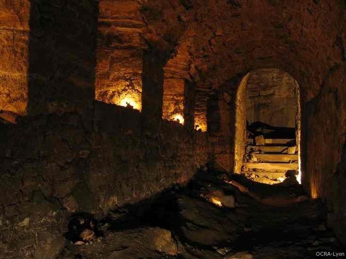 Journées du patrimoine 2018 - Visite guidée des souterrains du Fort de Vaise
