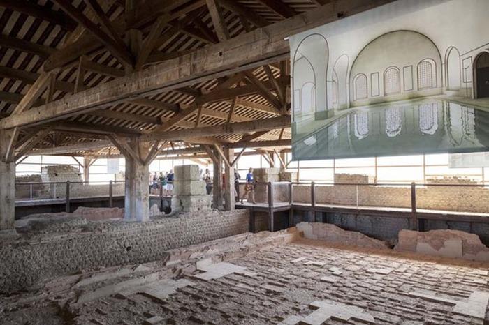 Journées du patrimoine 2018 - Visite guidée des thermes gallo-romains