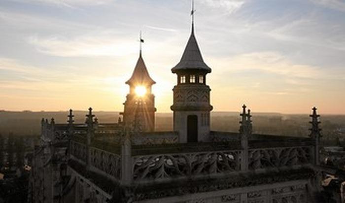 Journées du patrimoine 2018 - Visite guidée des tours de Saint-Vulfran