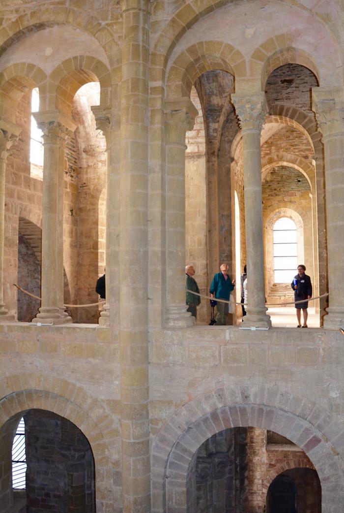 Journées du patrimoine 2018 - Visite guidée des Tribunes