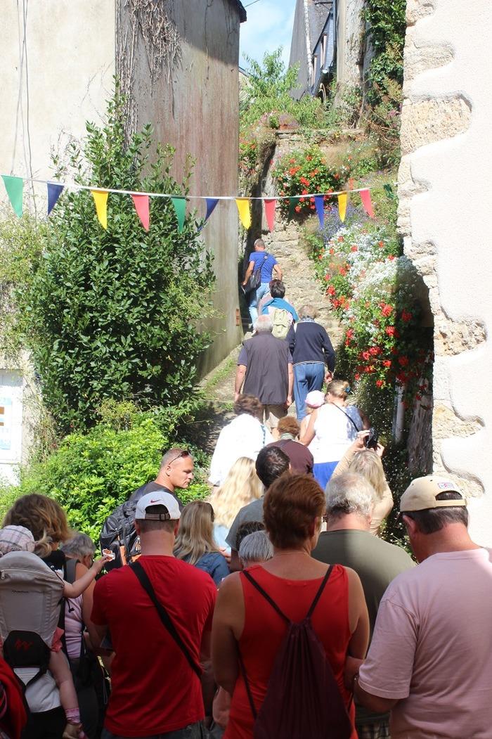 Journées du patrimoine 2018 - Visite guidée des Vieux Quartiers - La Roche Bernard