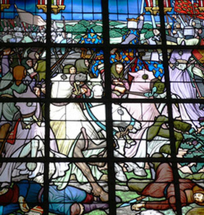 Journées du patrimoine 2018 - Visite guidée des vitraux de l'église