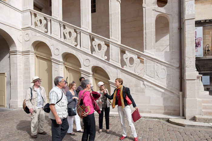 Journées du patrimoine 2018 - Visite guidée Dijon Découverte