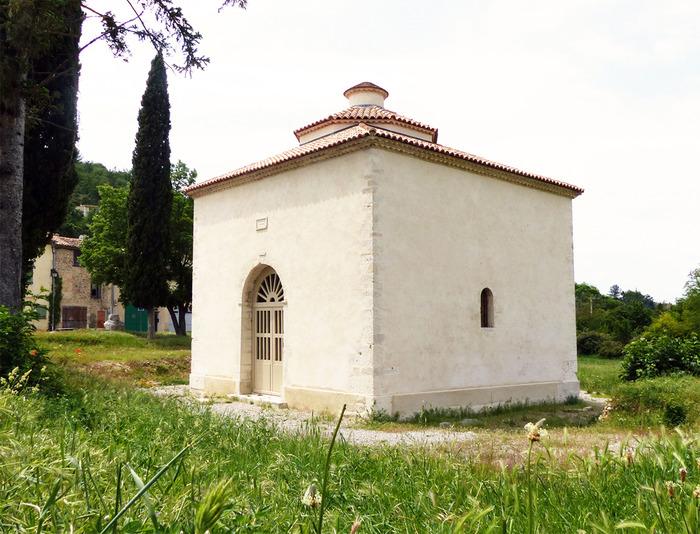 Journées du patrimoine 2018 - Visite guidée du baptistère antique (Ve siècle) organisée par la Mairie de Riez et le CNRS (Centre Camille Jullian).