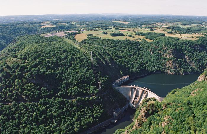 Journées du patrimoine 2018 - Visite guidée du barrage de l'Aigle