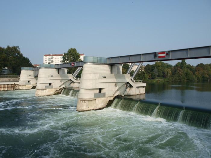 Journées du patrimoine 2018 - Visite guidée du barrage et écluses de Chatou
