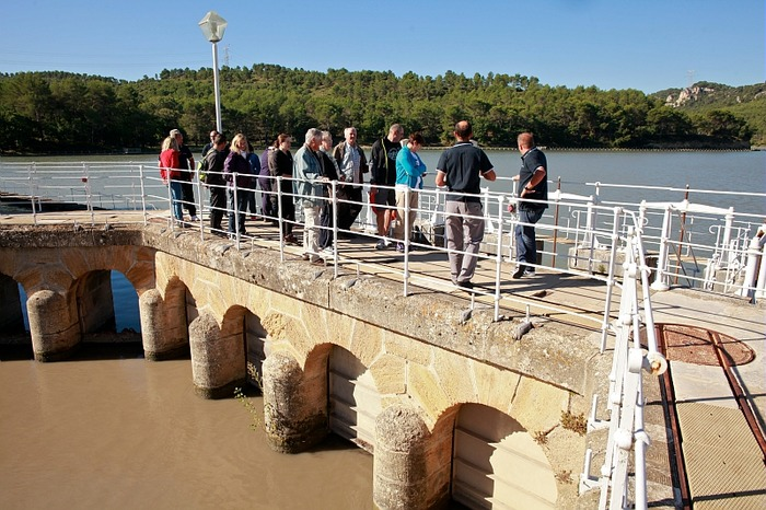 Journées du patrimoine 2018 - Visite guidée du Bassin de Saint-Christophe