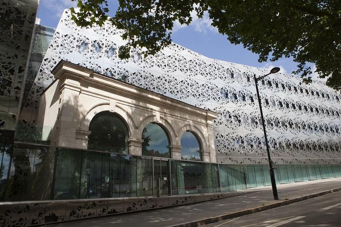 Journées du patrimoine 2018 - Visite guidée du bâtiment administratif Jean-Baptiste Daviais.